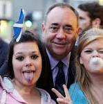 99 per cent of Scots will be happy 'whatever the result', says Alex Salmond