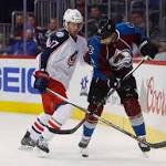 "Avalanche falls to Blue Jackets; Joe Sakic on start: ""It's not a core thing; it's a team thing"""