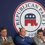 Iowa GOP panel torn over straw poll fate