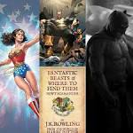 'Wonder Woman', JK Rowling's 'Fantastic Beasts' among slew of films ...