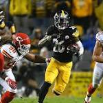 Le'Veon Bell wasted no time reminding everyone how damn good he is