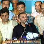 MQM to hold peaceful protests over Imran's 'outrageous' allegations