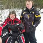 Teens survive minus-11 night in Maine woods