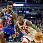 Bulls notes: Deng is the difference