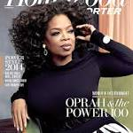 Oprah Winfrey lauded at 'Power 100' Women in Entertainment Breakfast