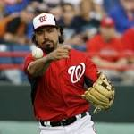 Rendon might miss Nationals' opener because of sprained knee