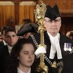 'Thank God for Sgt at Arms Kevin Vickers,' Canada's new national hero