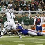 Jets' Michael Vick has high praise for Buffalo Bills' 'vicious' defensive line