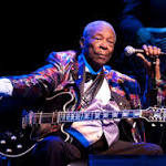 BB King's Public Viewing Will Be Held In Las Vegas On Friday