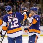 Cizikas scores late to give Islanders 3-2 win over Oilers