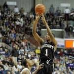 Boatright rallies UConn to 66-53 win over Bryant