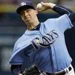 Tampa Bay Rays 5, New York Yankees 3