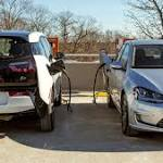BMW, Volkswagen Partner to Develop Much more Electric Car Rapid Charging ...