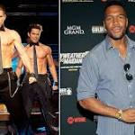 Michael Strahan's 'Magic Mike' Audiiton on RACHEL RAY Season Premiere ...