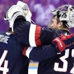 Nerveless Oshie earns spot among American Games greats