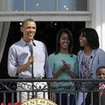 White House to Hold Easter Egg Roll on April 21