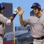 Milone struggles as Twins lose 12-6 to Royals