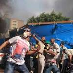 Egypt's Violent Crackdown Shows Limits of U.S. Influence