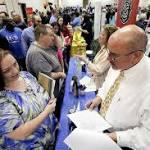 Job gains slow; unemployment remains at 5.5%