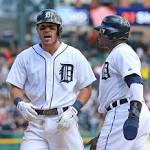 Tigers back in command in AL Central