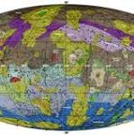 NASA Reveals Highly Detailed Geological Map of Asteroid