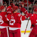Special Teams Excellence Propels Detroit Red Wings over New York Rangers