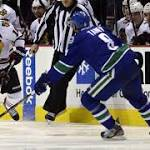 Dreadful second period dooms Canucks in loss to Blackhawks