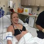 Woman recounts rare shark attack in Fort Lauderdale's Intracoastal Waterway