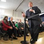 N.J. residents bring varied topics to Gov. Chris Christie at 128th town hall