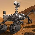 "Mars Rover Put Into ""Safe Mode"" After Memory Issue"
