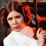 Carrie Fisher Movies Spotlight