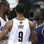 What Draymond Green learned after cheap shot on LeBron
