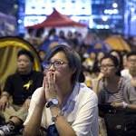 Local Support for Hong Kong Protesters Grows, Survey Says