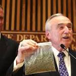 NYC to Stop Many Small-Time Marijuana Arrests