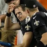 Brees, Saints slipping with 38-17 loss at Cowboys