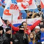 Kremlin Moves To Quash Putin Health Rumors