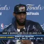 Oakland boxer Ward 'ecstatic' about Warriors' title quest
