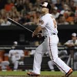 Orioles slugger Chris Davis suspended 25 games after testing positive for ...