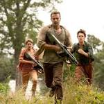Actor Theo James relishes this 'Divergent' experience