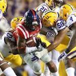SEC Football by the Numbers: Streaks go on for Alabama, Auburn, LSU ...