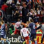 MLS Cup Playoffs: DC United v New York Red Bulls