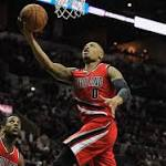 Lillard scores 43 as Blazers beat Spurs in 3 OT