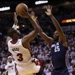 Heat willing to adjust, but have their footing, unlike Bobcats