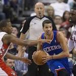 Raptors Surge Past 76ers 125-114