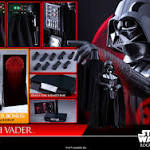 Rogue One Hot Toys Darth Vader Figure Revealed