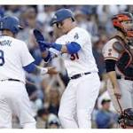 Final: Dodgers defeat San Francisco Giants 3-1, for series win