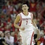 Lin Excited for New Beginning