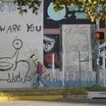 Iconic Austin 'Hi, How Are You' Mural Defaced