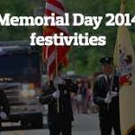 Memorial Day services set in Ford, Iroquois counties