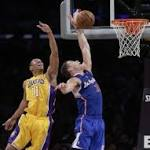 Los Angeles Lakers: Exclamation Point To Vile Season
